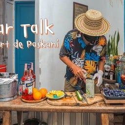 Bar Talk @ Resort de Paskani