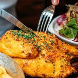 Roasted Chicken (Half)