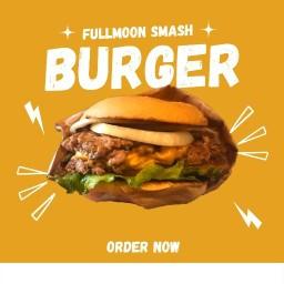 Fullmoon Burger อ่อนนุช