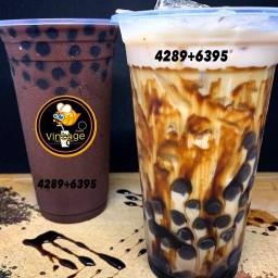 ชาไข่มุก Vintage Shake 4289+6395 สถานีรถไฟ 4289+6395