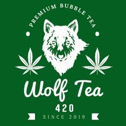 Wolf Tea 420 ตลาดไนท์