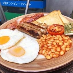 อาหารเช้าชุดใหญ่