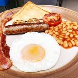 อาหารเช้าชุดเล็ก