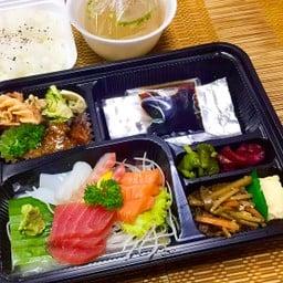 SASHIMI Set meal ซาชิมิ