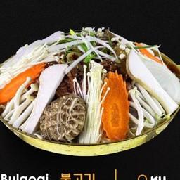 Takki Takki Korean Restaurant Chonburi