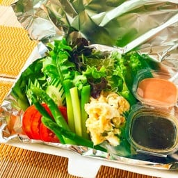 Yasai Salad สลัดผัก