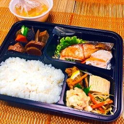 GINDARA TERIYAKI Set meal ชุดปลาหิมะย่าง ซอสเทริยากิ