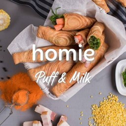 homie - Puff & Milk