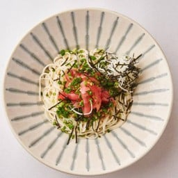 C:Tuna&Natto Somen (โซเม็งนัตโตะและทูน่า)
