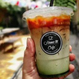Iced Espresso Matcha