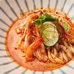 H: Tomyam Soup Somen