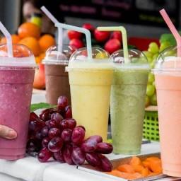 Street juice by el UD town food center