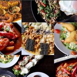 บิงซู นม6 Halal สาขาทุ่งครุ พระประแดง อาหารเกาหลี อาหารอิตาเลี่ยน อาหารไทย โจ้กหม้อเดือด ทุ่งครุ-พระประแดง
