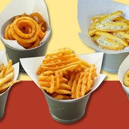 Potato Fry พหลโยธิน