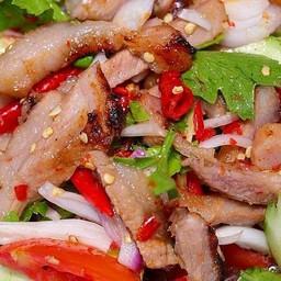 สุนทรปลาเผา อาหารอีสาน+อาหารญี่ปุ่น