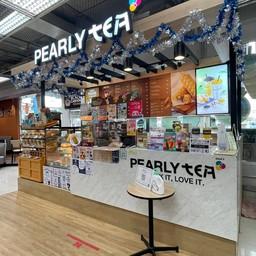 Pearly Tea   ปั้ม ปตท ถนน พหลโยธิน ก่อนถึง เซียร์รังสิต