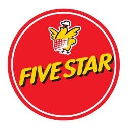 Fivestar ไก่ทอด-ไก่ย่างห้าดาว หนองจ๊อม
