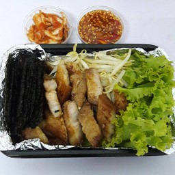 อุนซู เนื้อย่างสไตล์เกาหลี