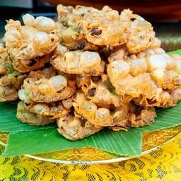 พรพรรณขนมไทย ตลาดศาลเจ้าโรงทอง