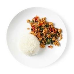 ข้าวหอมอาหารไทยและอาหารทะเล