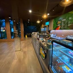Café Amazon  ปตท. เทพรักษ์ อินโนเวชัน กรุงเทพมหานคร