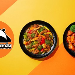 Lucky Panda (Lazy Panda) - American Chinese Eats ซัมเมอร์พ้อยท์ - BTS พระโขนง