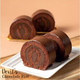 เดวิลช็อคโกแล็ตโรล