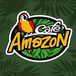 Café Amazon ข้างสถานีรถไฟราชบุรี
