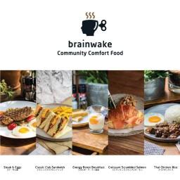 Brainwake @ Green Kasetsart University