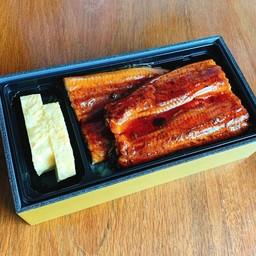 ข้าวหน้าปลาไหลสไตร์ Unaju Rice