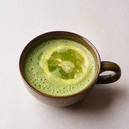 Matcha Lemon (HOT)