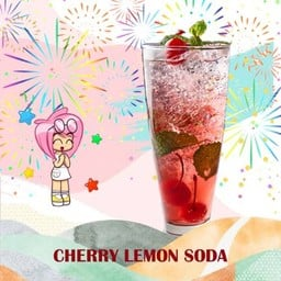 Cherry Lemon (Cherry Soda)
