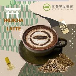 Hojicha Latte (HOT)