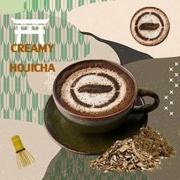 Creamy Hojicha (HOT)