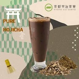Pure Hojicha (ICED)