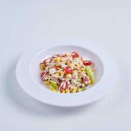 ทูน่าสลัด Tuna salad