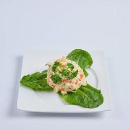 Poptato salad