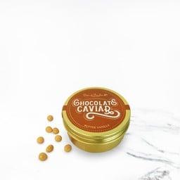 Chocolate caviar-Butter vanilla