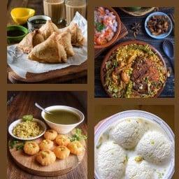 Honest Indian Food -  Vegetarian n Vegan Food ประตูน้ำ ถนนราชปรารภ