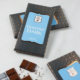 Dark chocolate sugar free