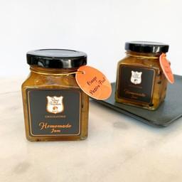 Orange& Passion fruit jam