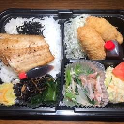 ปลาฮอกเกะกับครีมโคโรเกะ