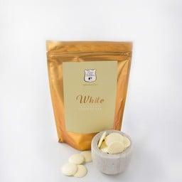 White pouch