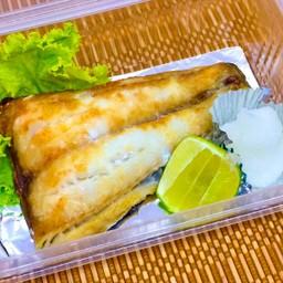Gindara Shioyaki ปลาหิมะย่าง เกลือ