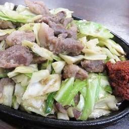 Tokuchai Buta ( No Rice)