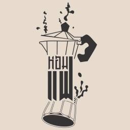 หอมแฟ Moka Pot กาแฟสด By Hip Cof