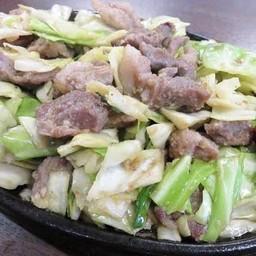 Buta Ponzu (No Rice)