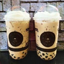 TPP ชานมไข่มุก & 121 Coffee สาขา เซเว่น โอ้กะจู๋ เซเว่นโอ้กะจู๋ (หนองไคร้หลวง)