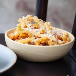 Parmesan Truffle Fries Delivery