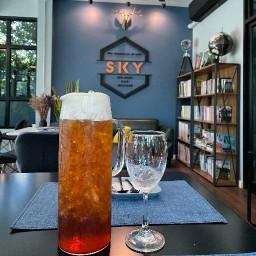 The Sky Tea Room-น่าน